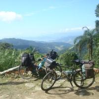 Preparação para uma cicloviagem
